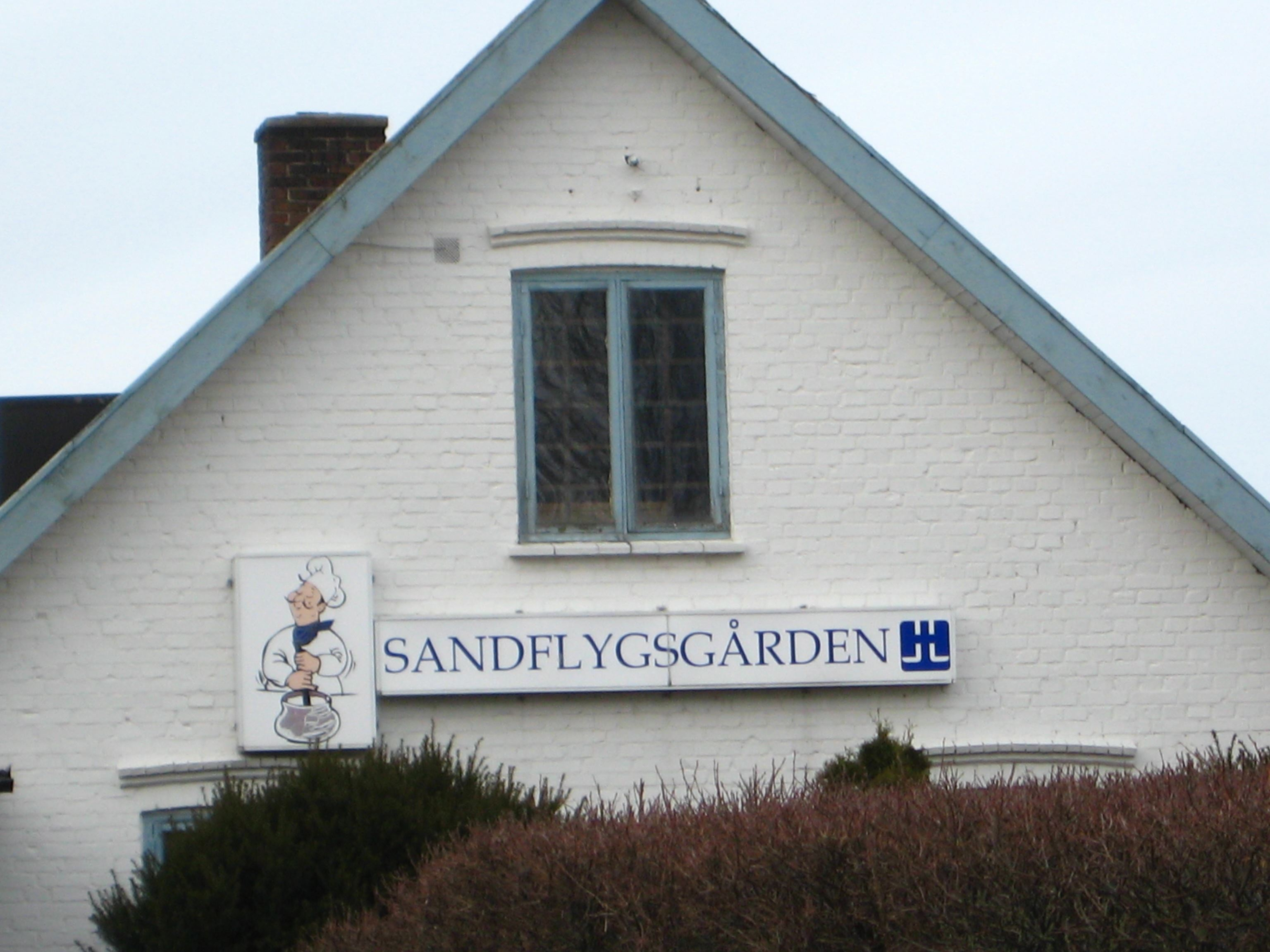 Jenny Rasmussen, Sandflygsgårdens Lunch och Catering