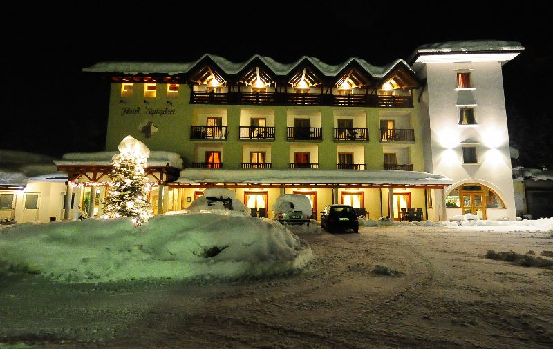 Hotel Salvadori - Madonna Di Campiglio