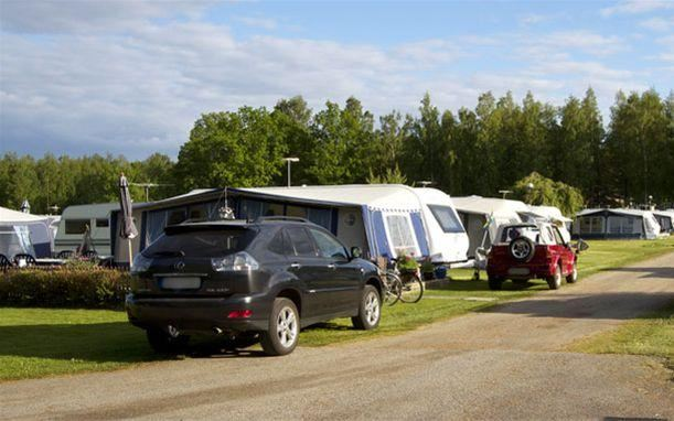 Hampetorp Camping