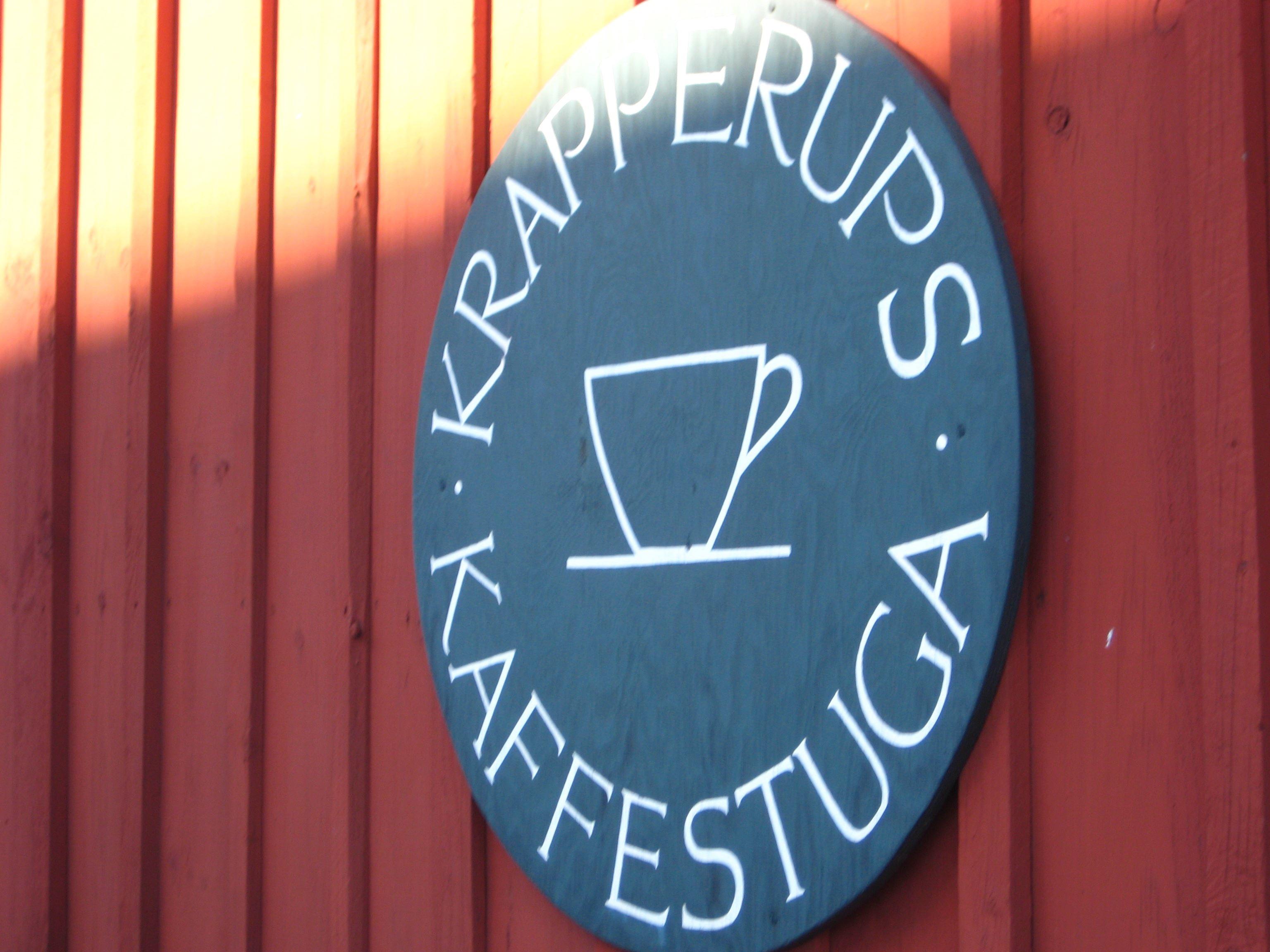 Jenny Rasmussen, Krapperups Kaffestuga