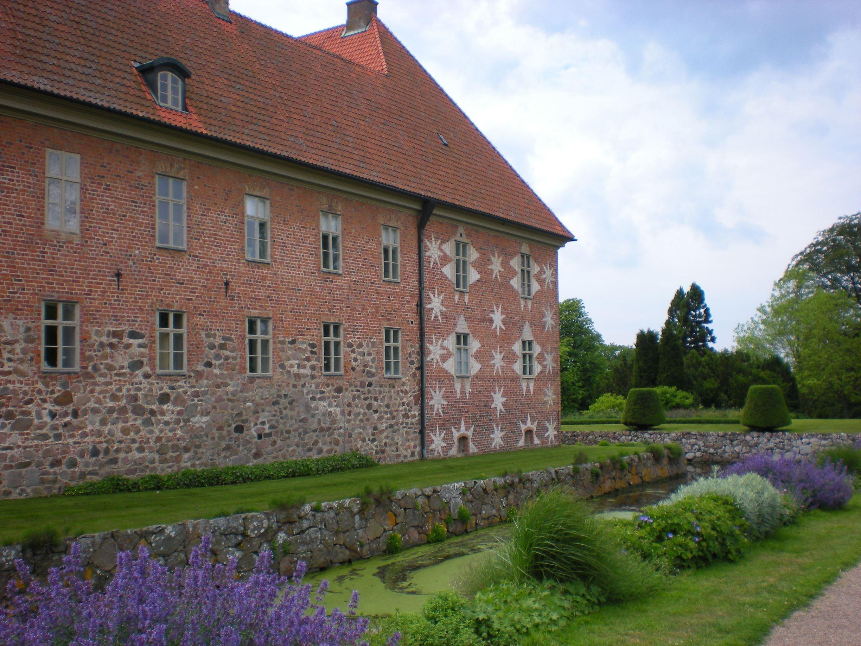 Heidie Pålsson, Krapperups slott