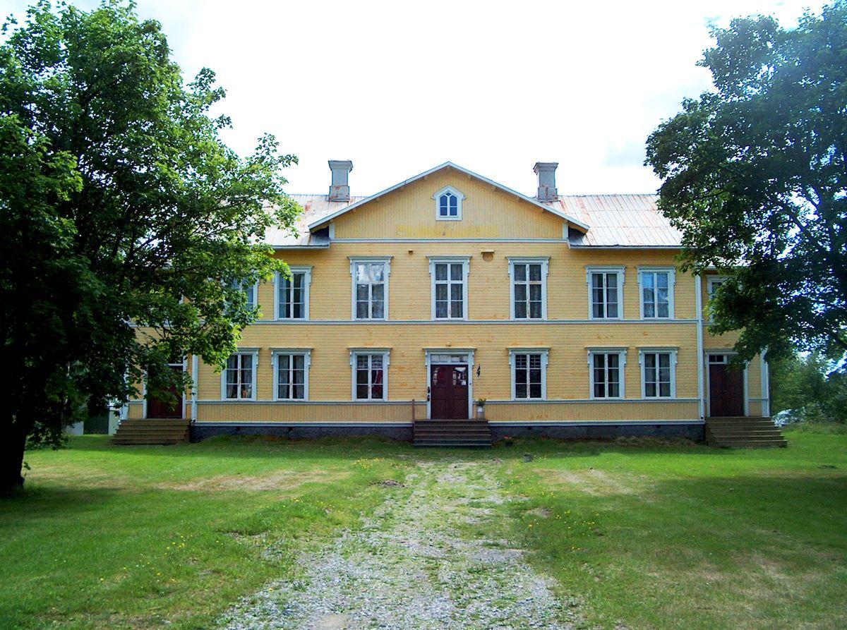 Tingshuset i Nyåker