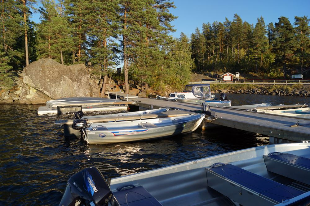 Långsjön Stugor & Camping