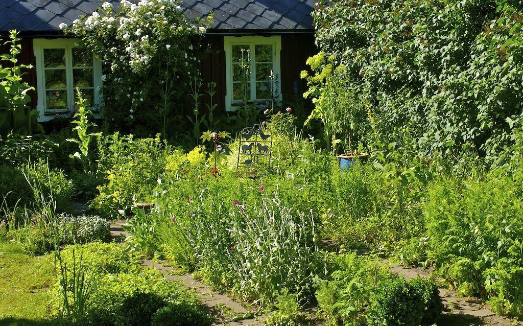 Örtträdgården i Jonstorp