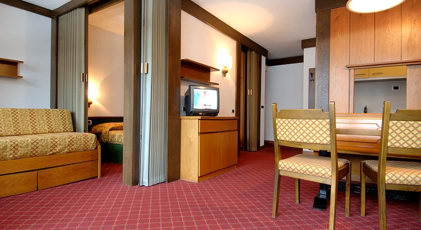 Ambiez Residencehotel - Madonna Di Campiglio