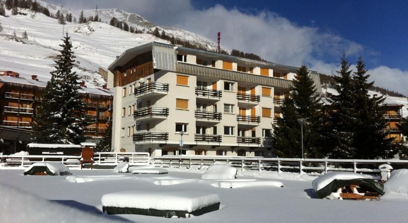 Hotel Hermitage - Sestriere