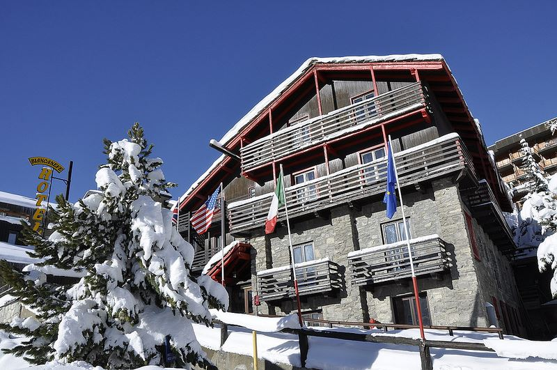Hotel Biancaneve - Sestriere