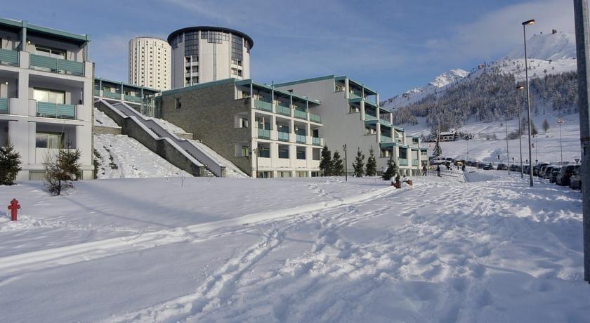 Lägenhet i Villaggio Olimpico Sestriere - Sestriere