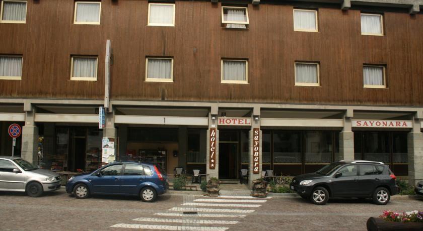 Hotel Sayonara Sestriere