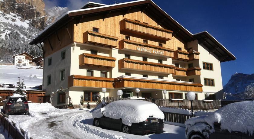 Hotel Pradat - Val Gardena