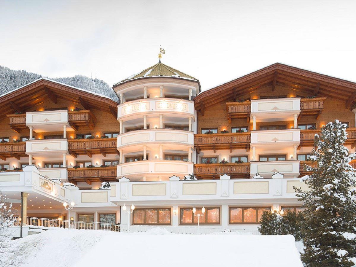 Hotel Gardena Grödnerhof - Val Gardena