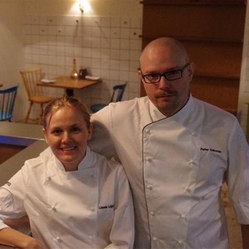 Linnéa & Peter