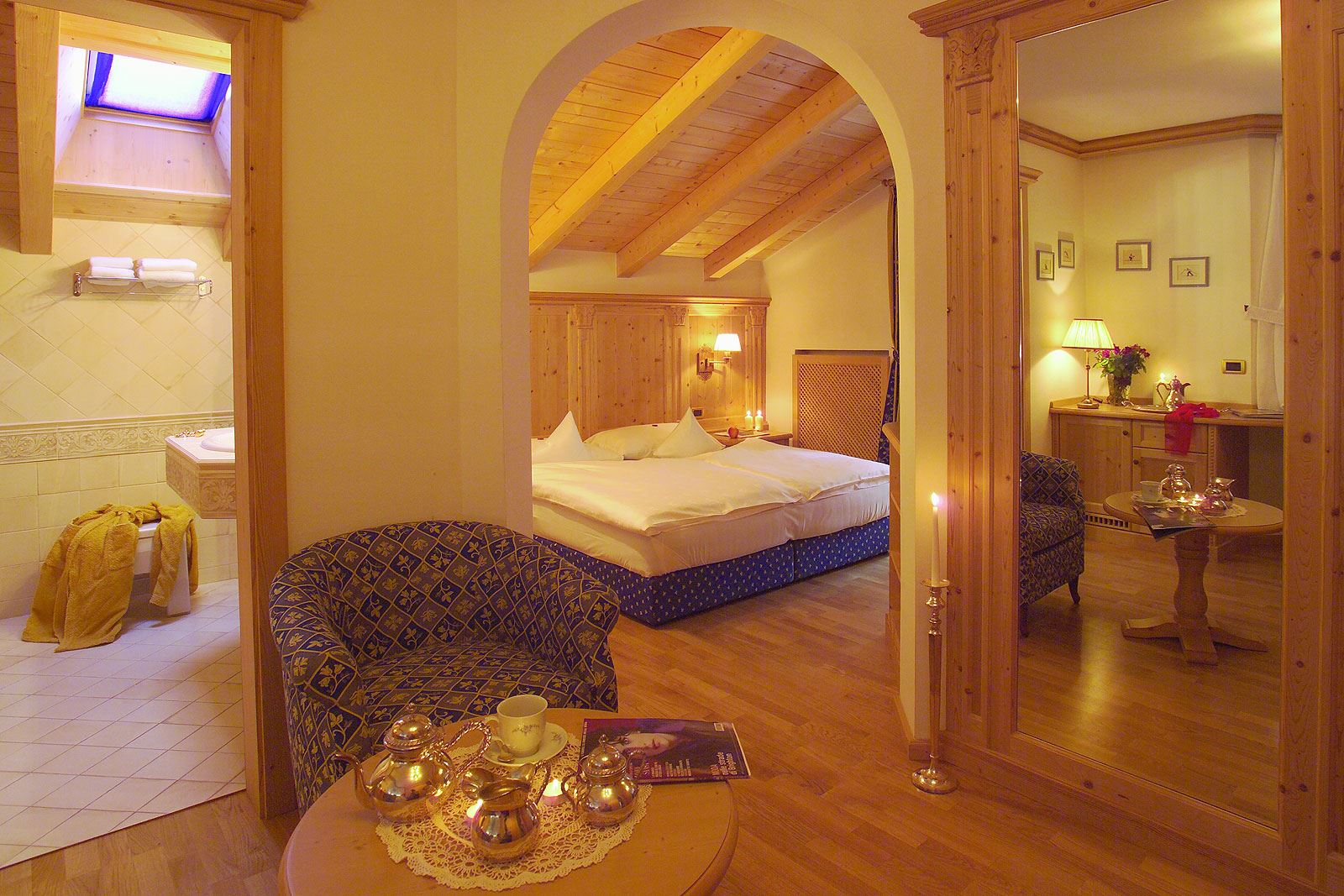 Hotel Portillo Chalet & Lodge Val Gardena
