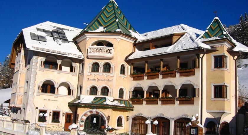 Hotel Ansitz Jakoberhof - Val Gardena