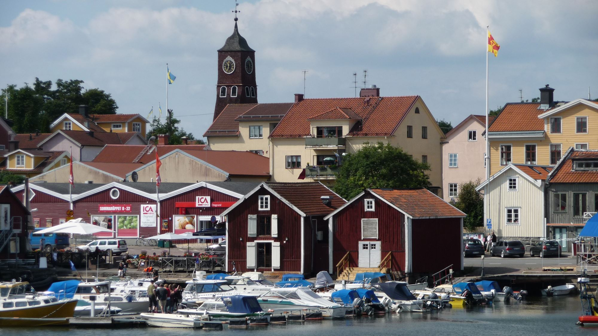 Stadsvandring i Öregrund