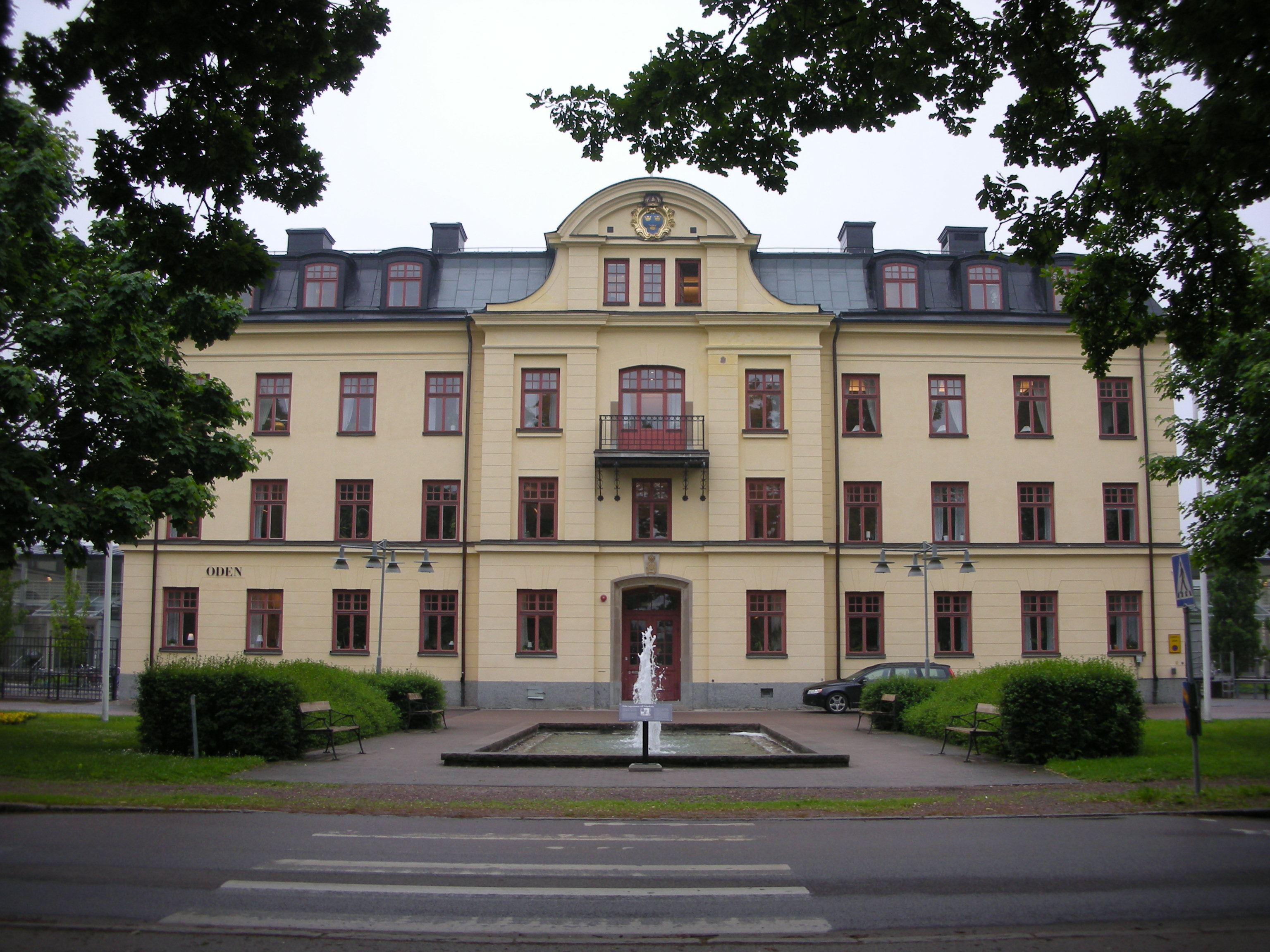 Lars Lundén, Guidad rundvandring på Kungsbäck