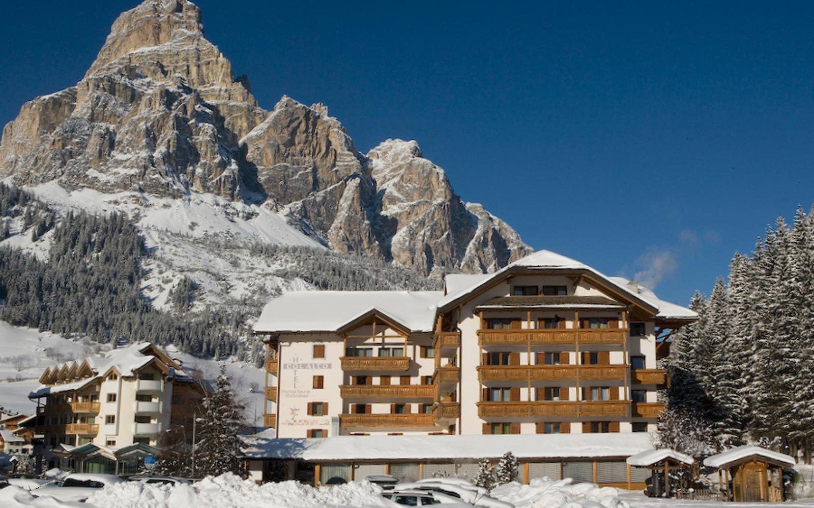 Hotel Col Alto Val Gardena