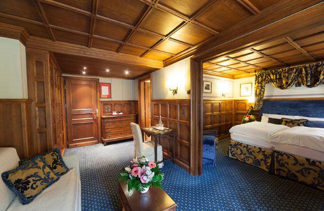 Grand Hotel des Alpes Chamonix