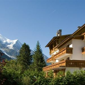 L'hermitage Hotels-Chalets De Tradition Chamonix