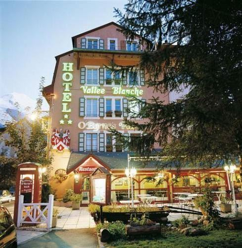 Hotel Vallee Blanche Chamonix