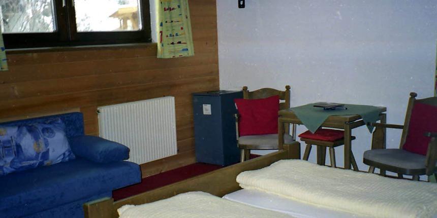 Gasthof - Pension Bergheimat - Längenfeld/Huben