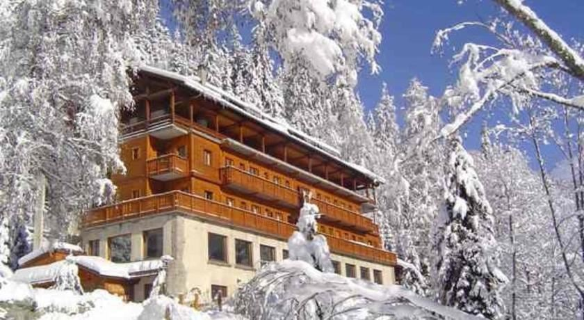 Hotel Campanules - Les Houches