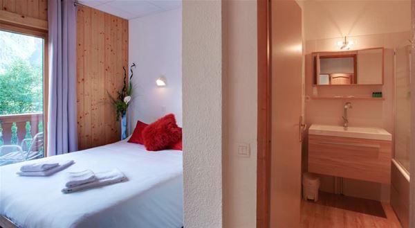Hotel Campanules Chamonix