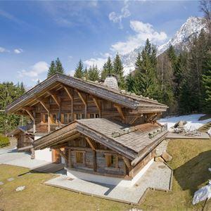 Chalet Anchorage Chamonix