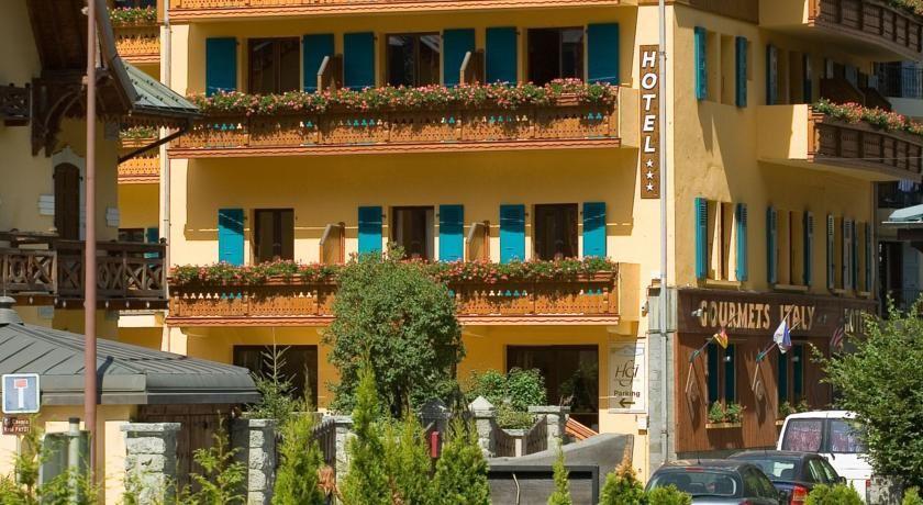 Hotel Gourmets - Chamonix