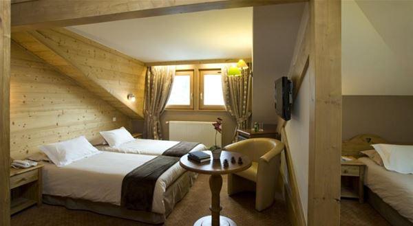 Hotel Gourmets Chamonix