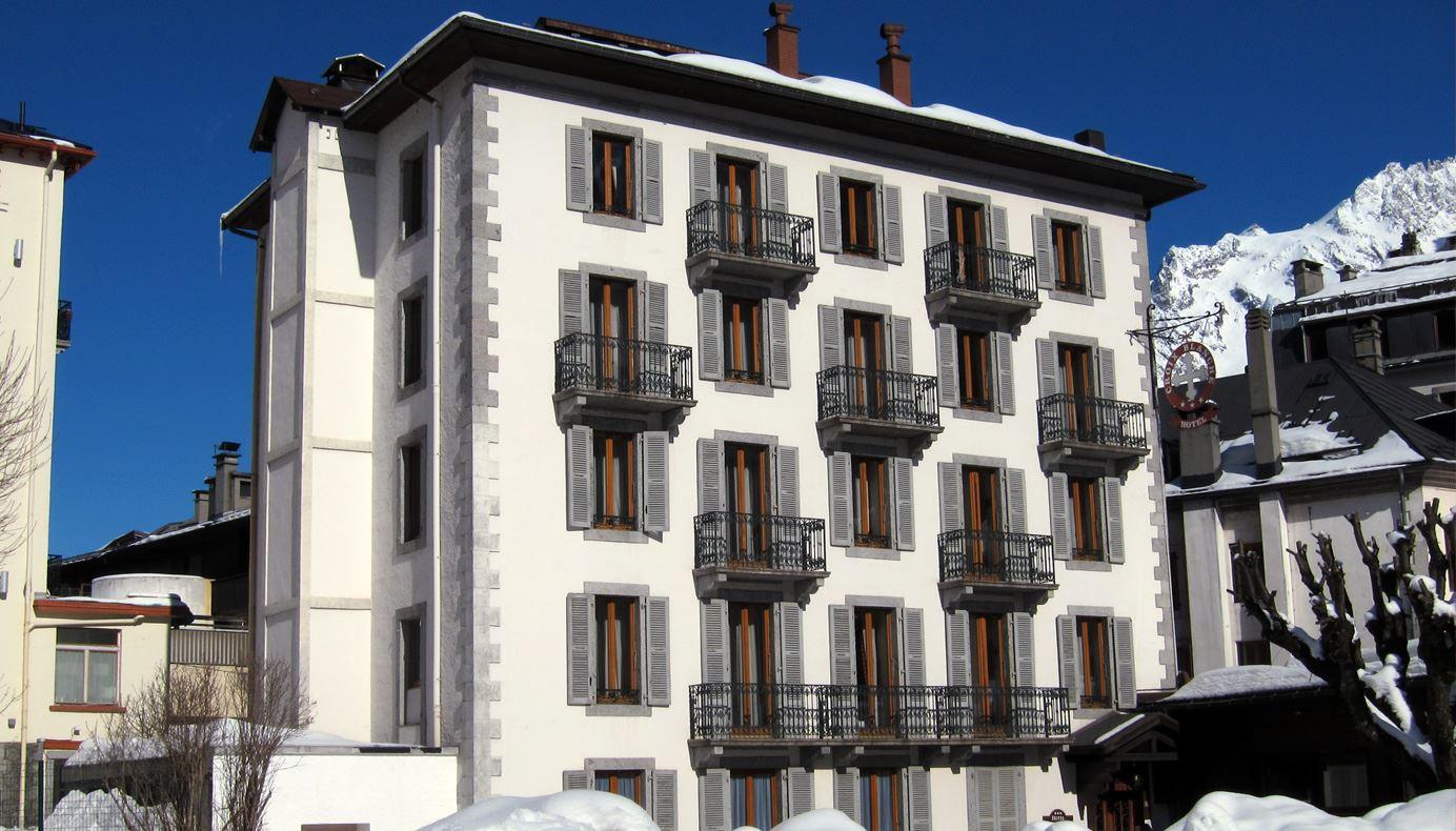 Hotel Croix Blanche - Chamonix