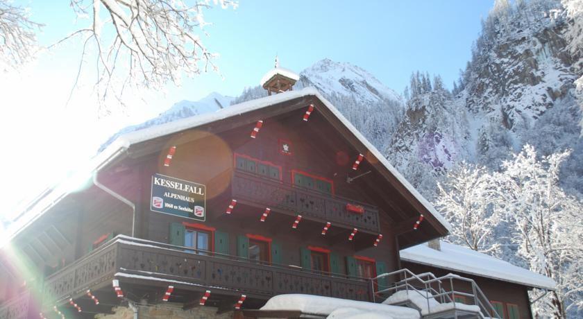 Hotel Alpenhaus Kesselfall - Kaprun