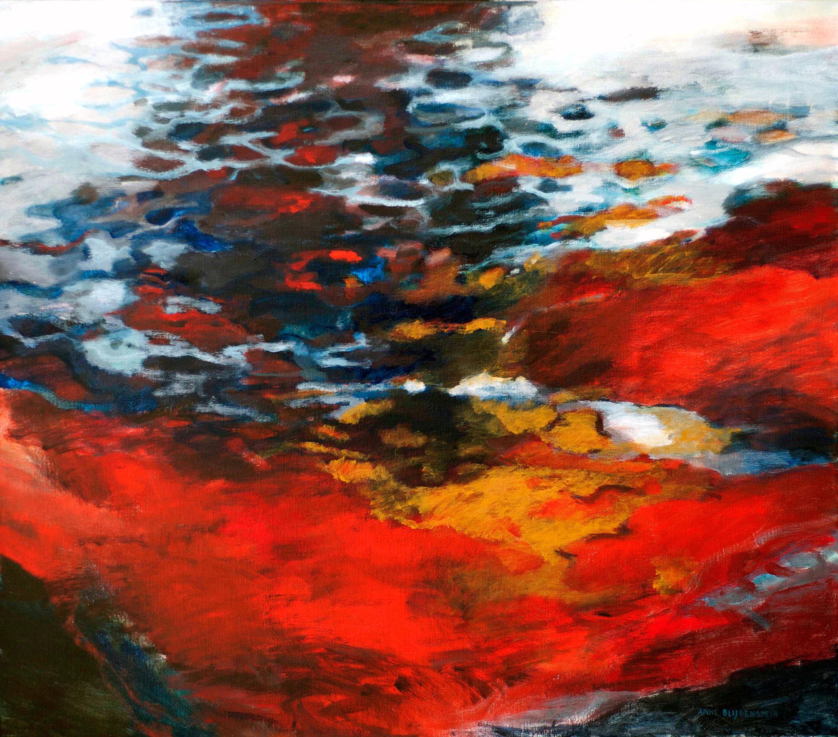 Tomas Blijdenstein, Konst runt Siljan