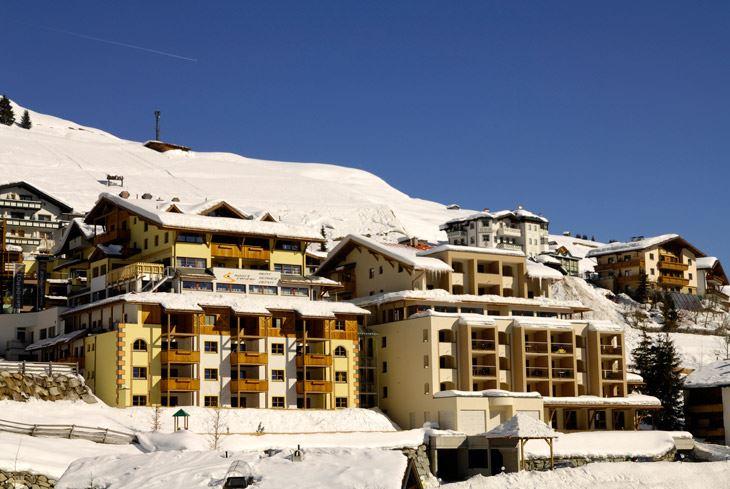 Hotel Garni Alpenjuwel - Serfaus
