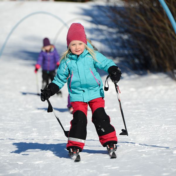 Foto: Sverker Berggren/Östersunds Kommun,  © Copy: Sverker Bergren/Östersunds Kommun, Frösö skidlek - skiing playground
