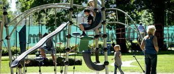 Playground Strandbjörket