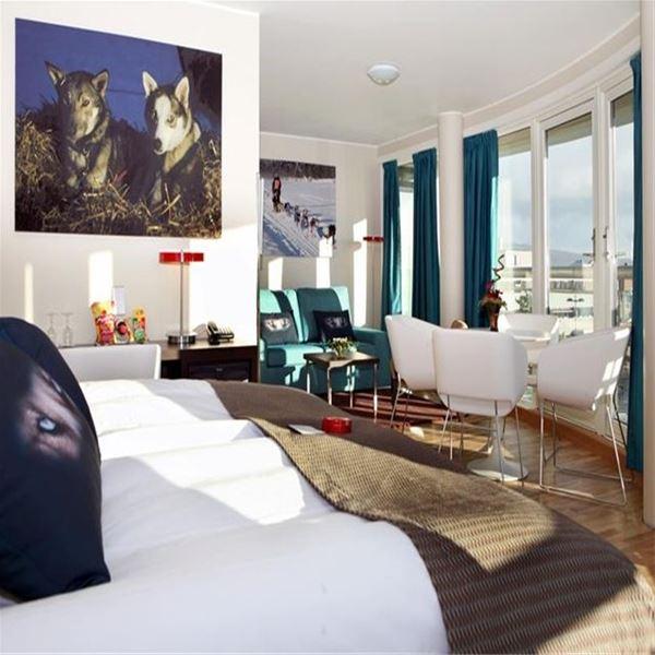 Finnmarksløpssuiten Rica Hotel Alta