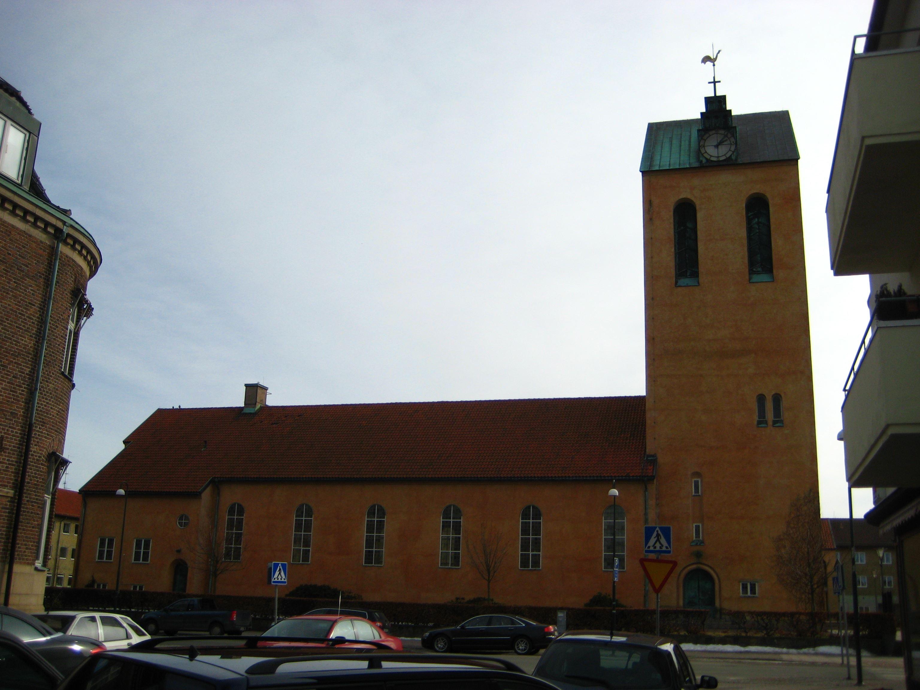 Himmelsfärdskyrkan