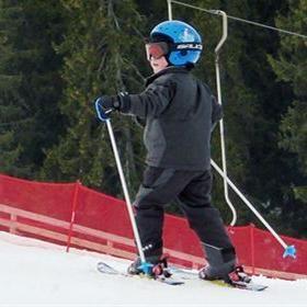 Slalom i Hemlingbybacken