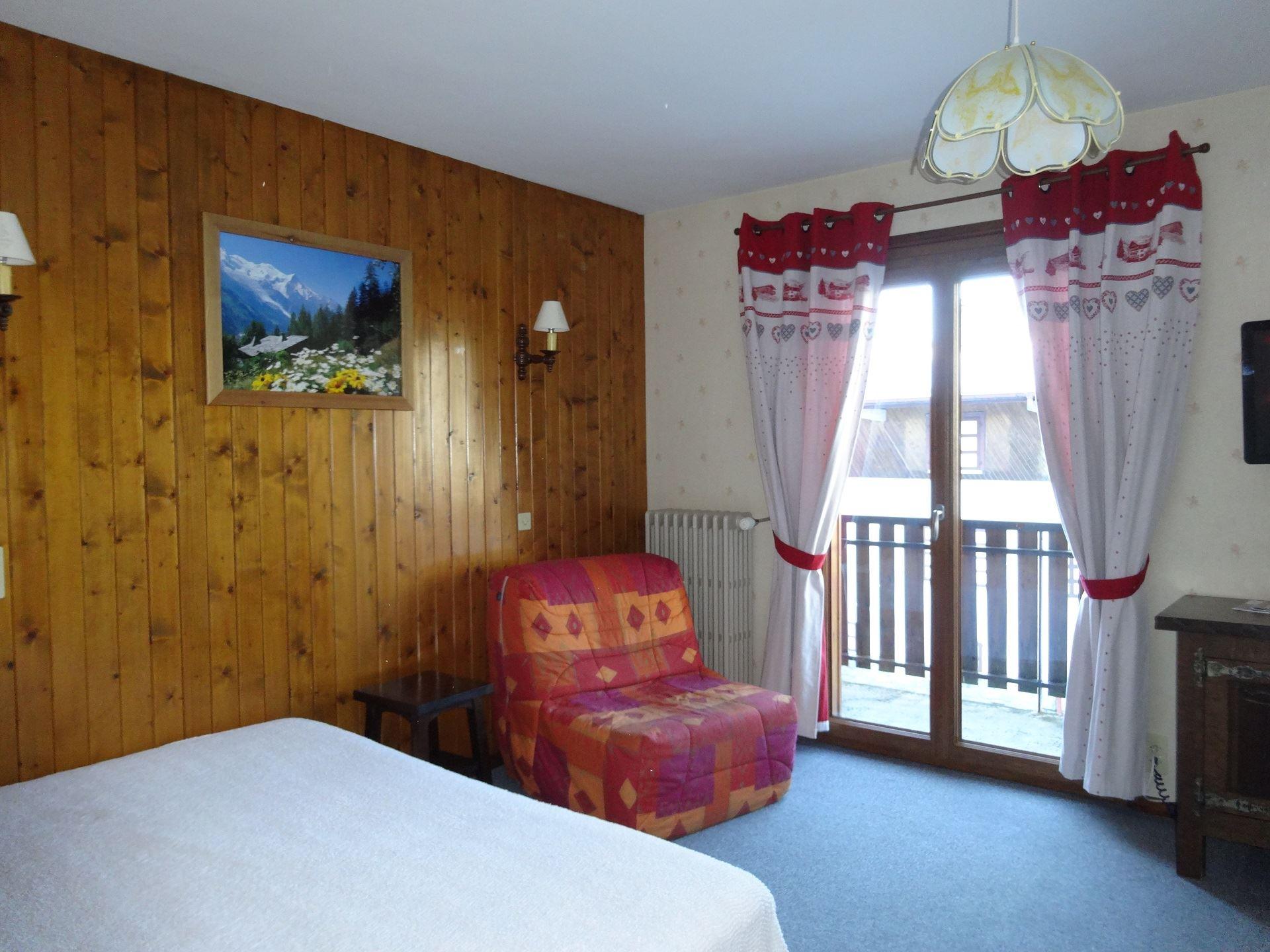 Leilighet for opp til 3 personer med ett rom på Tournier n°1 - Les Gets
