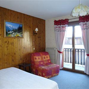 Lägenhet för upp till 3 personer med 1 rum på Tournier n°1 - Les Gets