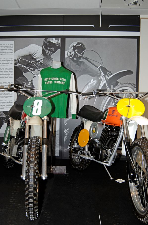 MX World Collection, motocrossmuseum i Vimmerby