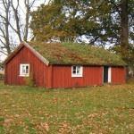 Dädesjö Hembygdsgård med Dädesjö Lin