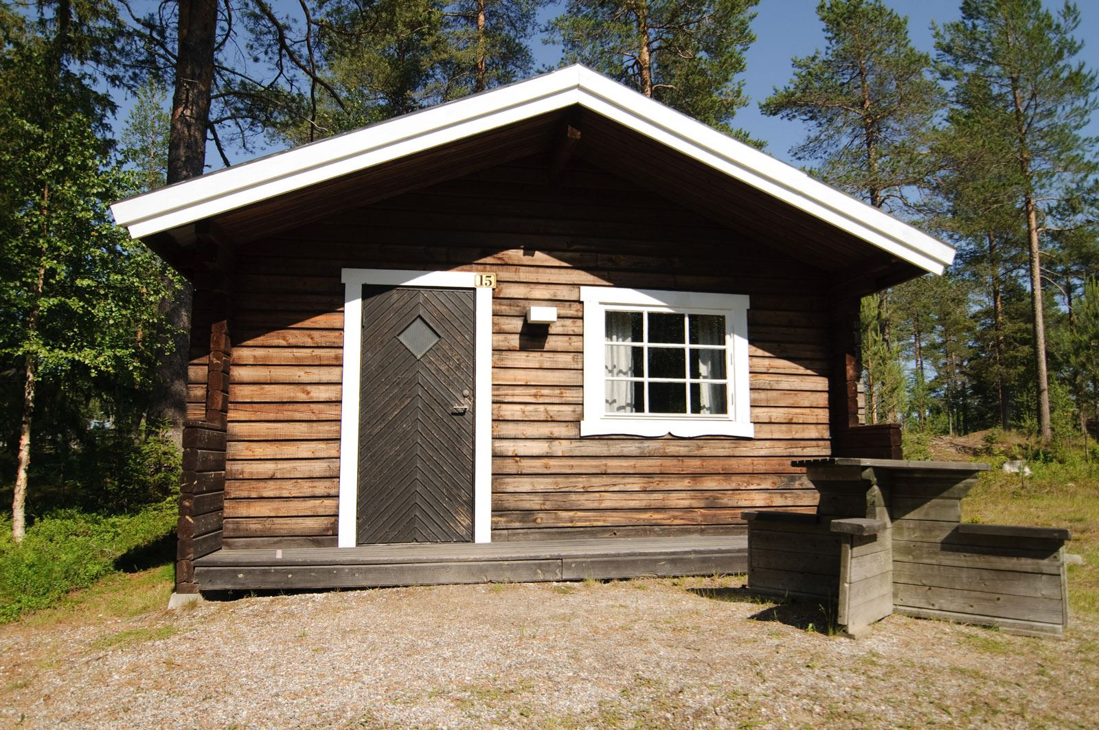 Lufta Camping / Cottages