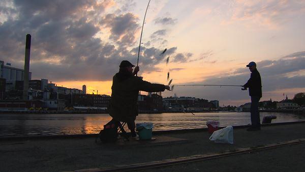 Fishing premiere