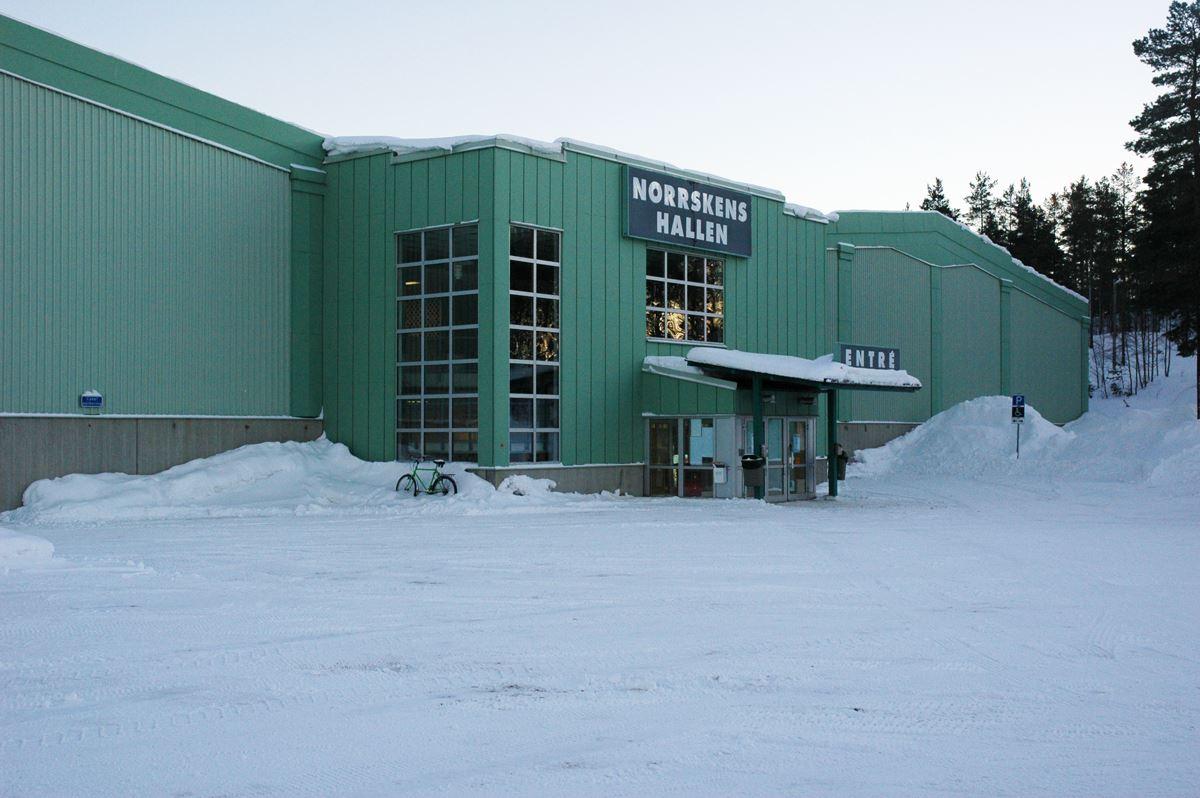 Norrskenshallen - konferens och möten