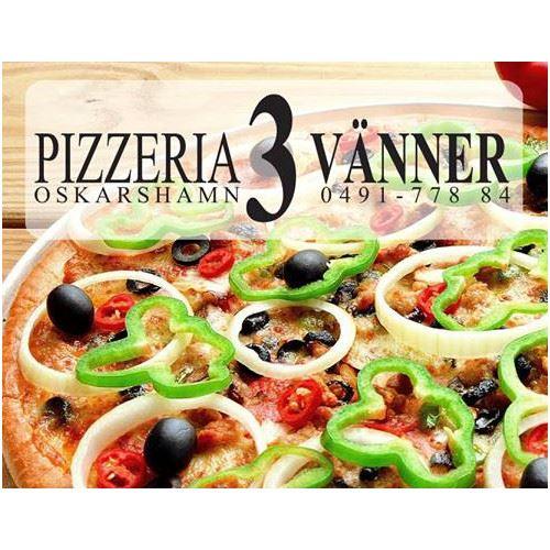 Pizzeria Tre Vänner