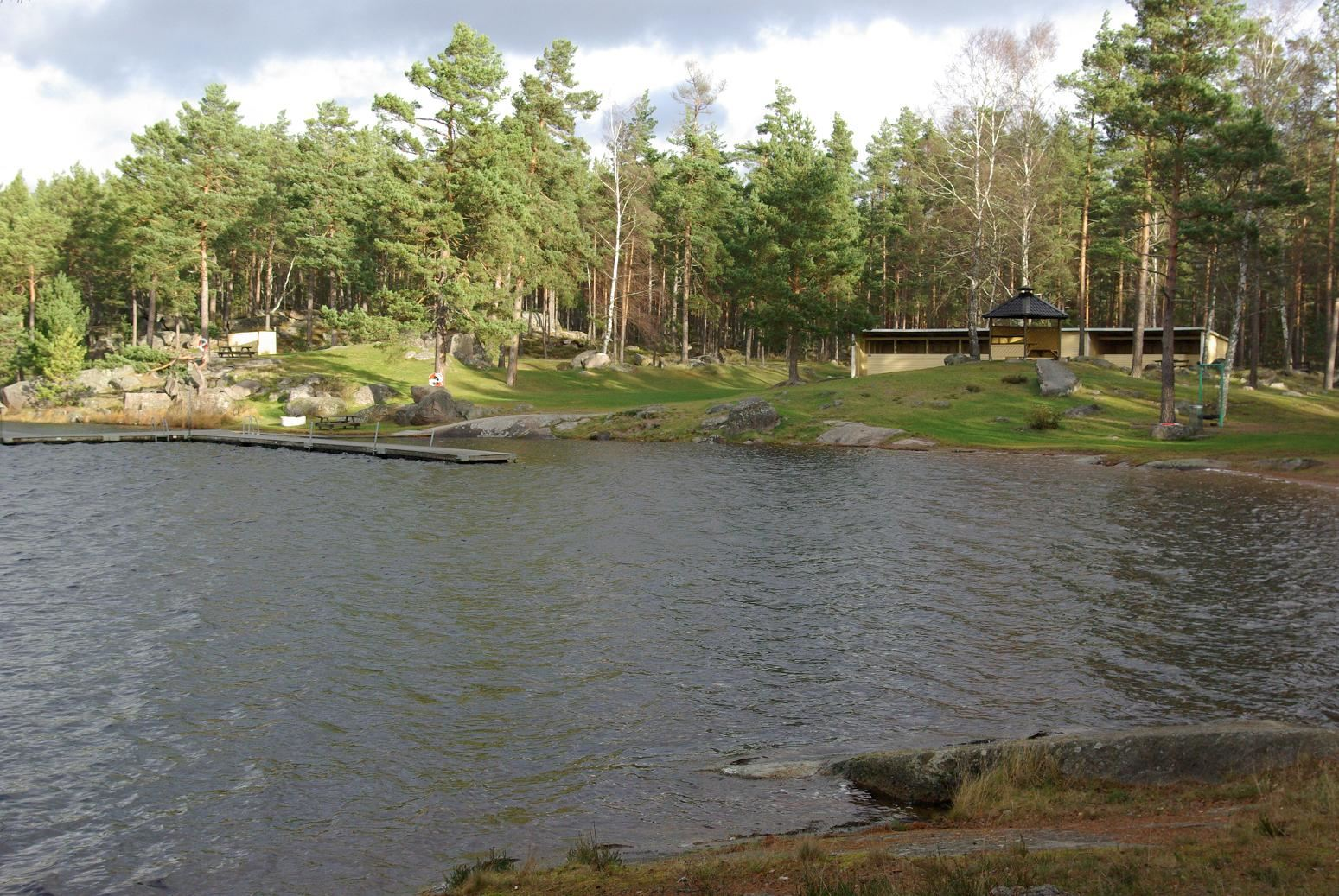 Naturcamping am Hesjön
