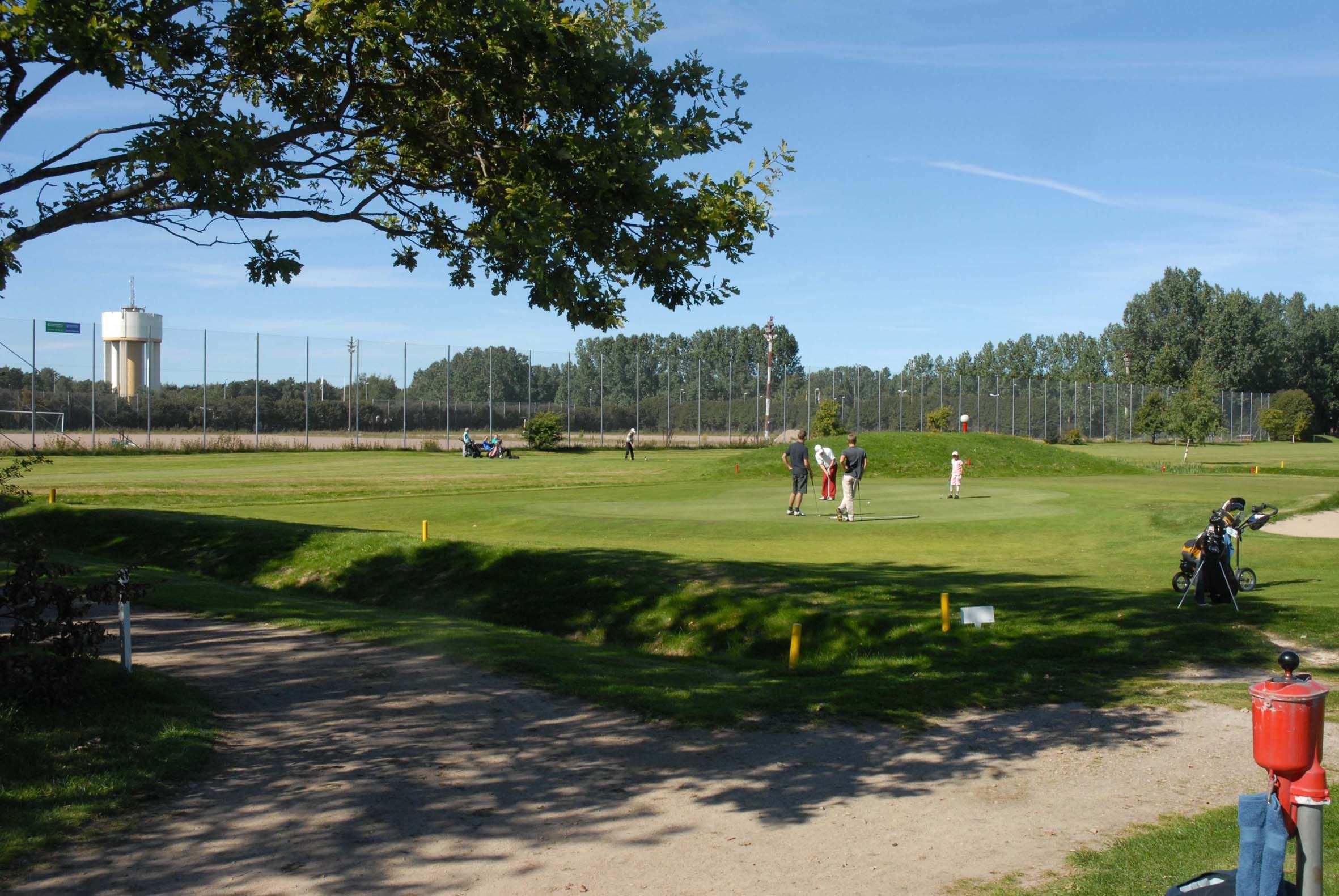 Ola Sandberg Strab, Höganäs Golfklubb