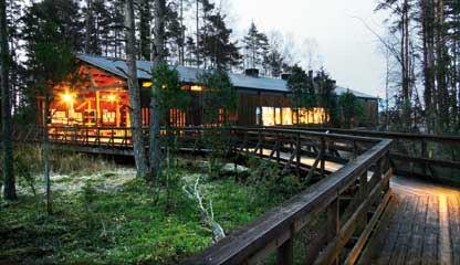 Naturum, Store Mosse Nationalpark